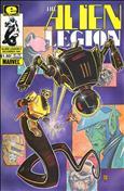Alien Legion (Vol. 1) #5