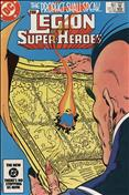 The Legion of Super-Heroes (2nd Series) #307