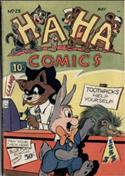 Ha Ha Comics #29