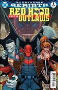 Red Hood and the Outlaws (2nd Series) #1