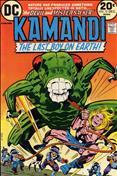 Kamandi, the Last Boy on Earth #12