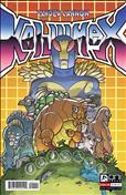 Kaijumax #1  - 2nd printing