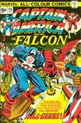 Captain America (UK Edition) #196