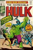The Incredible Hulk Annual #3