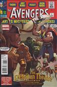 The Avengers #1 Variation B