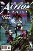 Action Comics #859 Variation A