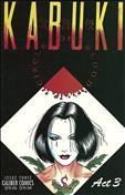 Kabuki: Circle of Blood #3 Variation A