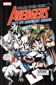 Color Your Own Avengers #2