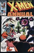 The Uncanny X-Men Annual #7