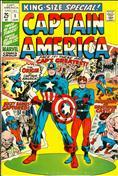 Captain America (1st Series) Annual #1