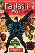 Fantastic Four (UK Edition, Vol. 1) #46