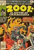 2001, A Space Odyssey (UK Edition) #4
