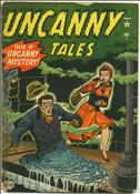 Uncanny Tales (1st Series) #2