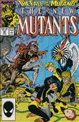 The New Mutants #59