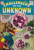 Challengers of the Unknown #8