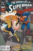 Adventures of Superman #527