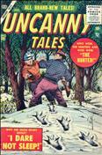 Uncanny Tales (1st Series) #39