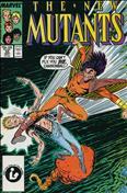 The New Mutants #55