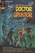 The Occult Files of Dr. Spektor #4