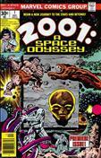 2001, A Space Odyssey #1