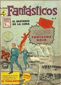 4 Fantásticos, Los (La Prensa) #13