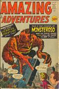 Amazing Adventures (2nd Series) #5