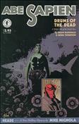 Abe Sapien Drums of the Dead #1