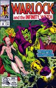 Warlock and the Infinity Watch #12