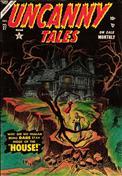 Uncanny Tales (1st Series) #27