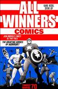 All Winners Comics 70th Anniversary Special #1 Variation A