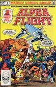 Alpha Flight (1st Series) #1