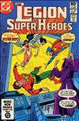 The Legion of Super-Heroes (2nd Series) #282