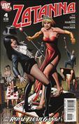 Zatanna (2nd Series) #4 Variation A