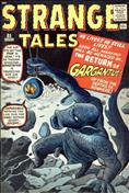 Strange Tales (1st Series) #85