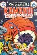 Kamandi, the Last Boy on Earth #18
