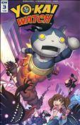 Yo-Kai Watch (IDW) #3