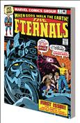 Eternals by Jack Kirby: The Complete Collection #1 Variation A