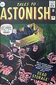 Tales to Astonish (UK Edition) #33