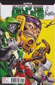 Fall of the Hulks: Alpha #1 Variation C