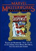 Marvel Masterworks: Atlas Era Tales of Suspense #3 Variation A