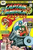 Captain America (UK Edition) #198