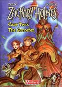 Zachary Holmes: Case Two: The Sorcerer #1 Hardcover