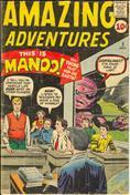 Amazing Adventures (2nd Series) #2