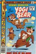 Yogi Bear (Marvel) #4