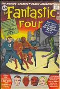 Fantastic Four (Vol. 1) #11