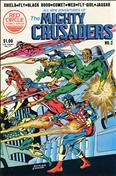 All New Adventures of the Mighty Crusaders #2