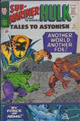 Tales to Astonish (Vol. 1) #73