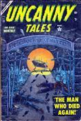Uncanny Tales (1st Series) #19