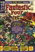 Fantastic Four (Vol. 1) Annual #3