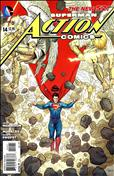 Action Comics (2nd Series) #14 Variation A